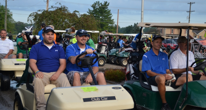 Special Event Featured Image: 7th Annual JERK Invitational Golf Outing Benefiting Turnstone