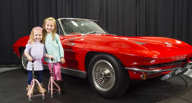 Special Event Featured Image: Turnstone's 13th Annual Classic Corvette Raffle