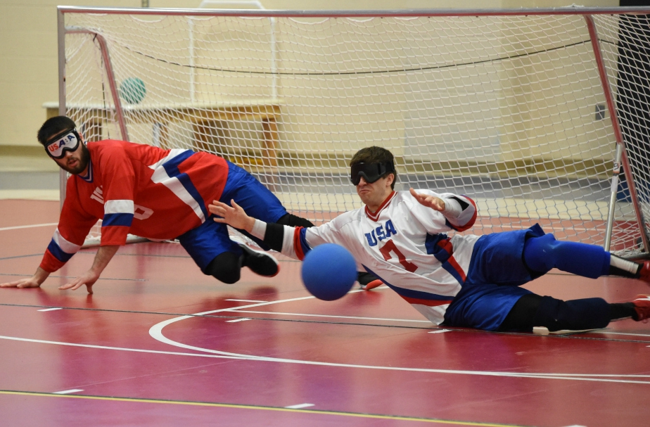 Home of the US Men's Paralympic Goalball Team's Image
