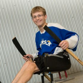 Sled Hockey Photo