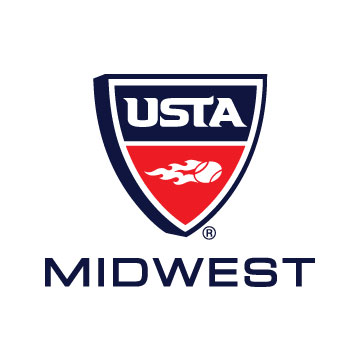 United States Tennis Association - Midwest's Logo