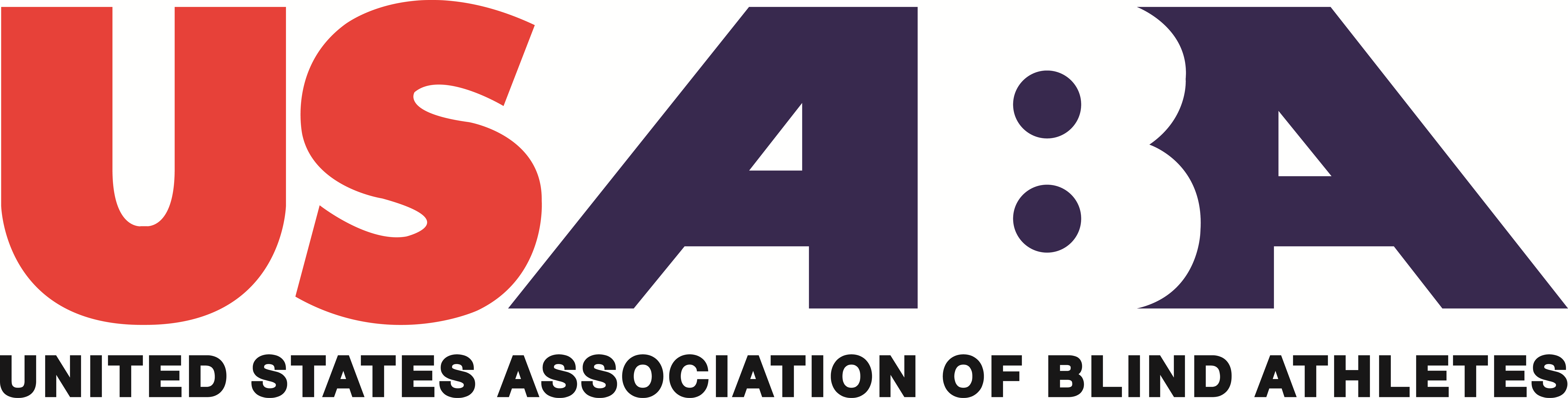 United States Association of Blind Athletes's Logo