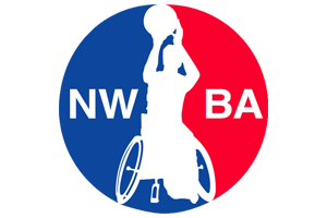 National Wheelchair Basketball Association's Logo