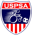 United States Power Soccer Association's Logo