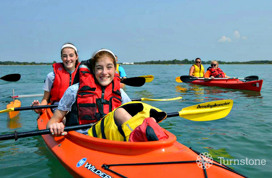 Organized outings give turnstone clients the opportunity to experience new adventures